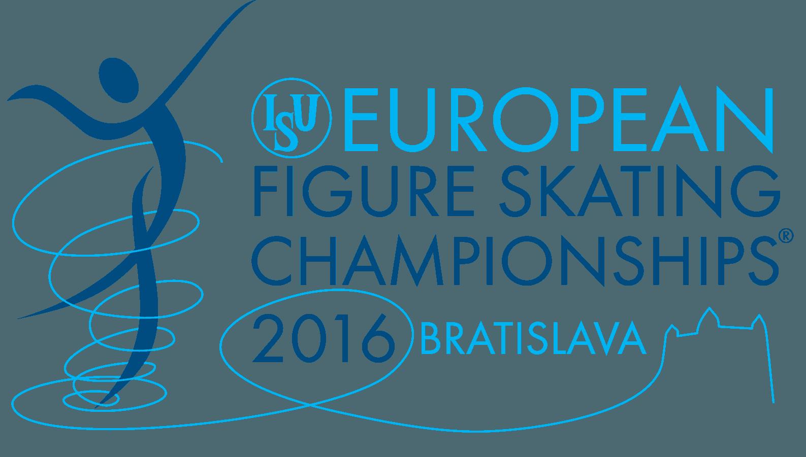 EUROPEAN FIGURE SKATING CHAMPIONSHIPS 2016 BRATISLAVA