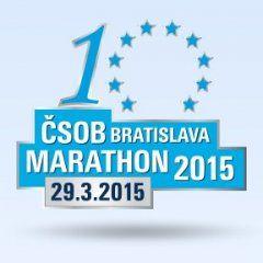 10. ČSOB Bratislava marathon 2015