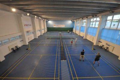 Športová akadémia ( K1 ) - Bedminton, Bratislava
