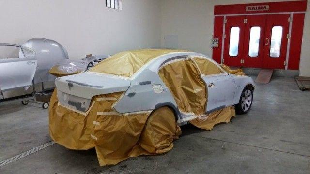 PRELAKOVANIE BMW