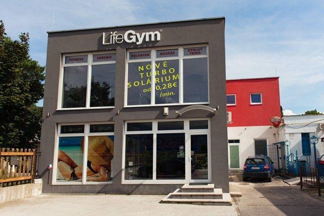 LifeGym - Podunajské Biskupice
